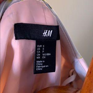 H&M Jackets & Coats - Colorful duster coat